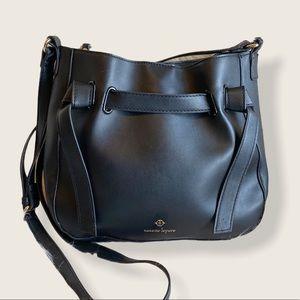 Nanette Lepore Anetta Crossbody Vegan Shoulder Bag